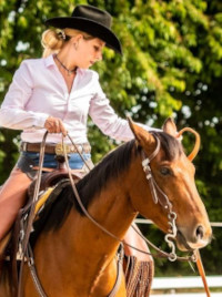 Simply Saddle Up - Westerntraining Aachen